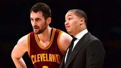 Stepping Up: Kevin Love Asks Coach To Tell Cavs To Play Harder