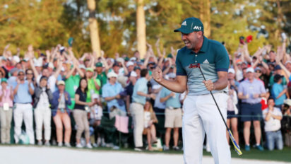 Sergio Garcia Finally Proves To His Parents That Golf Can Be A Career