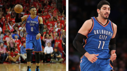 """Westbrook: """"We're All In This Together, Except Enes, Because Come On"""""""