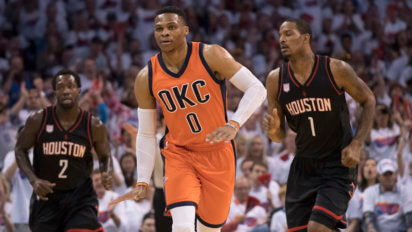 Spread Too Thin: Westbrook Must Choose Points, Rebounds, OR Assists