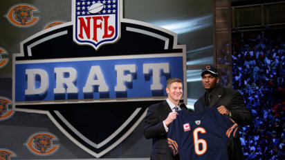 Bears Trade Way Up, Draft 2007 #1 JaMarcus Russell