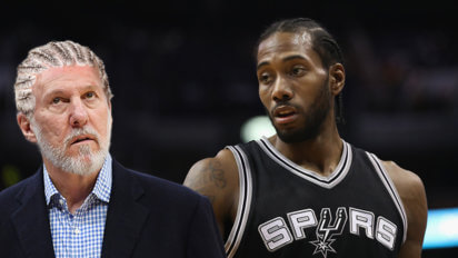 Too Nice: Kawhi Holds Back True Opinion On Popovich's New Cornrows