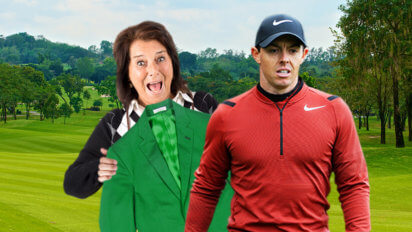 """Rory's Mom Buys Him Off-Brand Green Jacket That's """"Just As Good"""""""