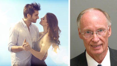 Sigh: All The Nice Guys Are Taken Or The Disgraced Governor Of Alabama