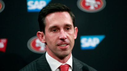 Kyle Shanahan Chokes Away 2nd Half Of Draft By Passing On Every Pick