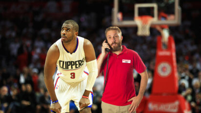 Clippers Call State Farm Agent To Help Fix Broken Offense