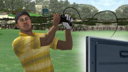 'Tiger Woods PGA Tour 17' Just Tiger Playing 'Tiger Woods PGA Tour 02'