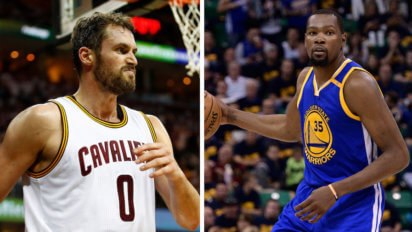 Ranking The Two Most Valuable Kevins Of The Playoffs So Far