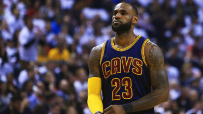 Cavs Looking To Trade LeBron For Two Full NBA Teams