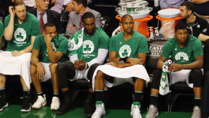 Celtics Treating This Game As A Must-Show-Up-To-The-Arena