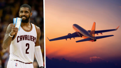 Foresight: Cavs Saved A Ton Buying Plane Tickets To Oakland Months Ago