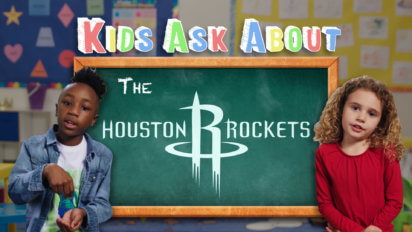 Kids Ask Tough Questions About the Houston Rockets