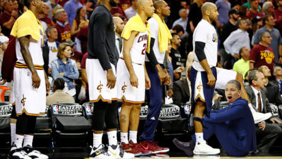 Tyronn Lue Pumps Cavs Up By Letting Them Step Over Him