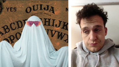 Ugh, I Can Just Tell This Ouija Board Ghost Wore Oakleys Before He Died
