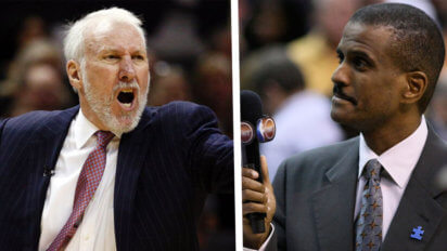 Popovich Posterizes Reporter After Dumb Question