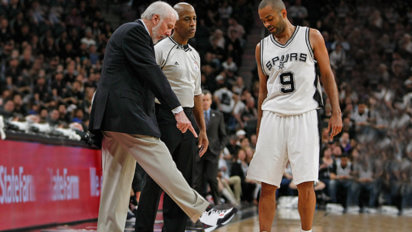 Popovich Dusts Off Old And1's, Contemplates Filling In For Kawhi