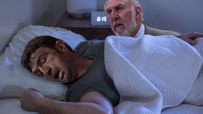 Too Far? Seething Popovich Silently Watches Zaza As He Sleeps