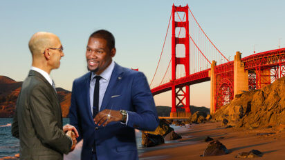 NBA Gives Kevin Durant A Promise Ring