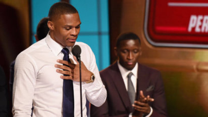 The Real MVP: Whoever Picked Westbrook's Normal Outfit