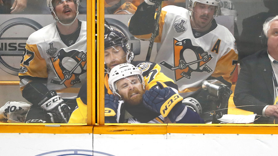 Penguins And Predators To Just Play Next Game Inside Penalty Box