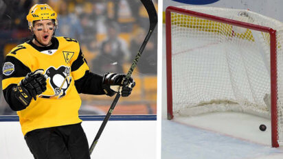 Too Soon: Predators Pull Goalie In First Period, Lose By A Lot