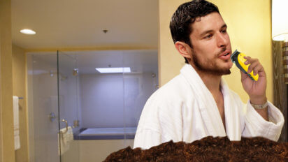 Crisis: Pittsburgh's Drains Now Clogged With Shaved Playoff Beard Hairs