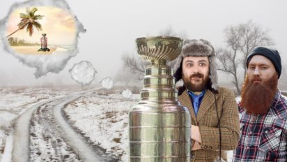 Stanley Cup Pissed There Aren't Any Hawaiians On Penguins