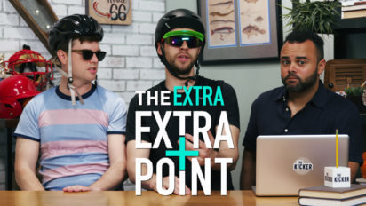 Tour de France Cyclists Prefer Huffy | The Extra Point