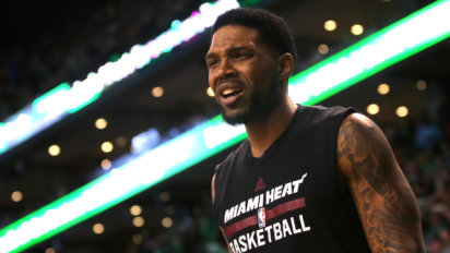 Bummer: No One Told Udonis Haslem That LeBron Left The Heat In 2014