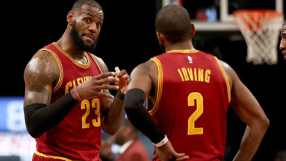 """LeBron: """"Good News/Bad News: Cavs Will Have Lots Of Cap Space Soon…"""""""