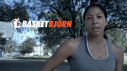 Candace Parker Introduces Her New Line of Sportswear For Ballin' Moms