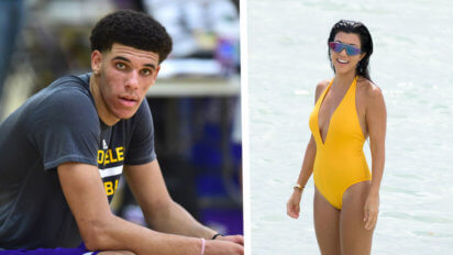 Going Slow: Lakers To Wait A While Before Letting Lonzo Date A Kardashian