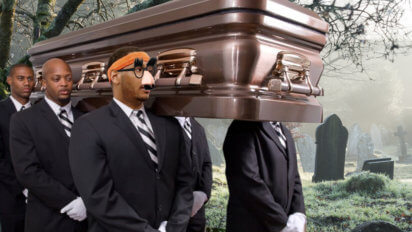 Carmelo Fakes Death To Get Out Of Knicks Contract