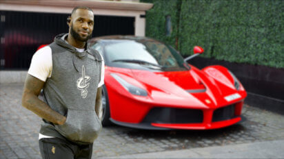 LeBron Leaving Cleveland? Sources Say He Recently Bought A Car