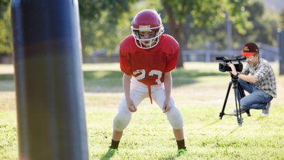 Next Patriots? Browns Secretly Film Local High School Team's Practices
