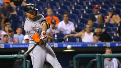 Giancarlo Breaks Record For Home Runs Hit In Front Of 17 People