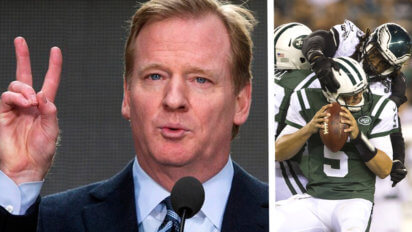 Fair: NFL Awards Second Bye Week To Teams Not Playing Jets
