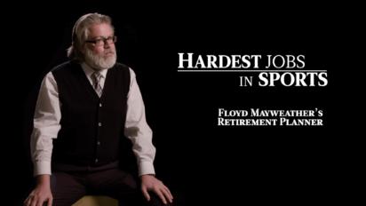 Floyd Mayweather's Retirement Planner   Hardest Jobs In Sports