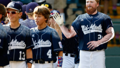 Little League World Series Player Might Be Juicing