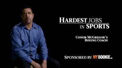 This Man Has To Teach Conor McGregor How To Box   Hardest Jobs in Sports