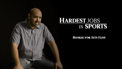Bookie For Jets Fans   Hardest Job In Sports
