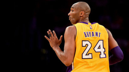 Typical: Kobe Refuses To Share His Jersey Numbers With Anyone Else