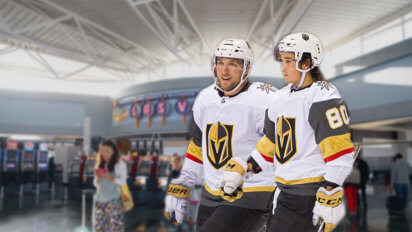 Smart: Golden Knights Win First Game, Cash Out, Leave Las Vegas