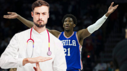 76ers Doctor Cautions Joel Embiid Against Making Any Kind Of Leap