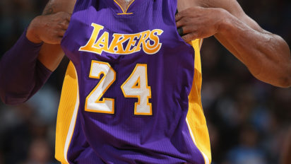 Kobe Jersey To Be Retired, Insists It Could Still Play If It Wanted To