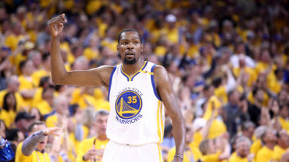Kevin Durant's Twitter Personas Combine For 20 Points