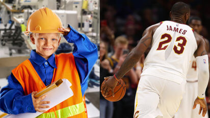 Nike Fires 7-Year Old Foreman Of Its NBA Jersey Factory